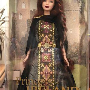 Barbie Princess of Ireland
